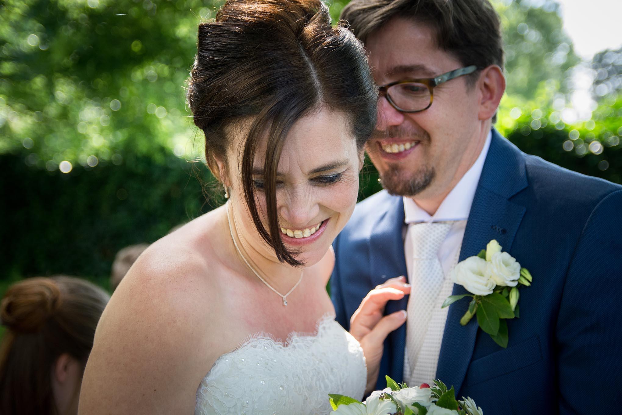 fotograaf huwelijk van cathy en koen